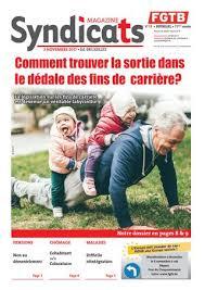 bureau du chomage bruxelles fgtb syndicats n 18 2017 publications