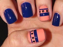 39 best auburn nail art images on pinterest orange nails orange