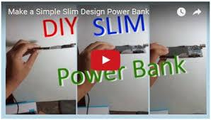 cara membuat powerbank dengan panel surya powerbank arjip s blog