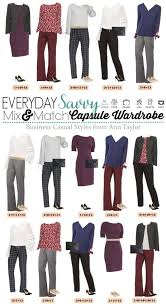 casual for work business casual capsule wardrobe for work