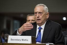 defense secretary says north korea war would be u0027catastrophic u0027