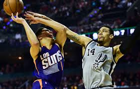 mexico city halloween devin booker has 39 points suns beat spurs in mexico city