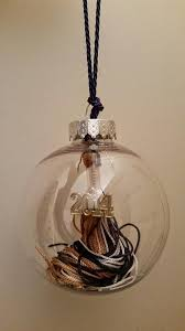 crafty ccc graduation tassel ornament