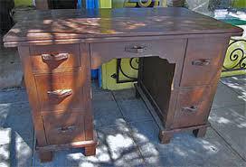Flat Top Desk The Bungalow Store Monterey