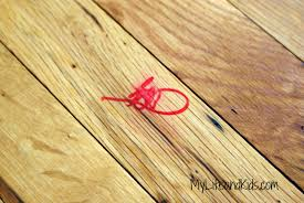 how to get permanent marker off table 15 wood floor hacks every homeowner needs to know