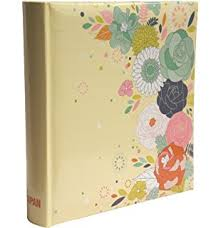 photo album with memo space vintage deco style memo photo album 10 x 15 cm holds 200