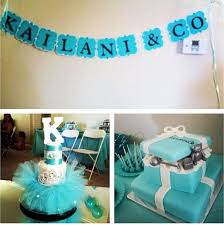 Tiffany Blue Baby Shower Cake - 7 best baby shower decor pink baby u0026 co images on pinterest