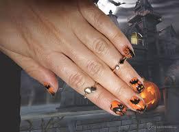 Halloween Nail Art Pumpkin - 9 spooky kooky halloween nail art designs fashionisers