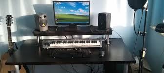 bureau studio musique bureau home studio mobilier home studio plus mix forum studio home