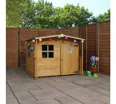 Backyard Discovery Winchester Playhouse Buy Mercia Rose Playhouse At Argos Co Uk Your Online Shop For