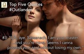 wedding quotes goodreads goodreads post top five outlander quotes on goodreads