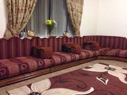 moroccan style floor seating sofa ideas