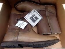 womens shearling boots size 11 womens shearling boots 11 ebay