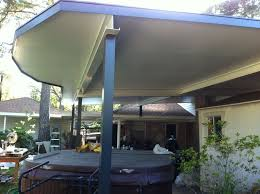 Do It Yourself Awning Kits Aluminum Patio Roof Replacement Modern Patio