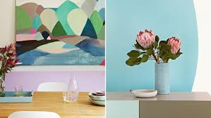 fresh paint ideas to add zing to your home
