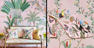 wallpapers interior design de gournay
