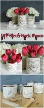 Birch Bark Vases 15 0f The Best Tin Can Projects That You Must Try U2022 Diy Home Decor
