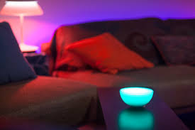 Living Room Wireless Lighting Live Nation And Philips Hue Connect Music And Light For Fans