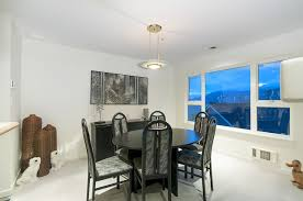 Fairview Dining Room Just Listed Fairview Townhouse 901 West 8th Ave