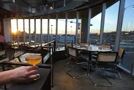 mbar is an engaging supper club in the sky the seattle times
