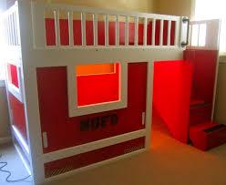 Best Fire Truck Bedroom Images On Pinterest Firetruck Fire - Firefighter kids room