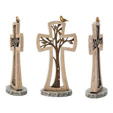 religious gift ideas jeremiah tree standing cross