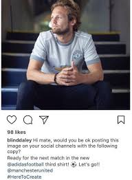 Can A Blind Person Dream Daley Blind Makes Huge Gaffe On Instagram With Post About The New