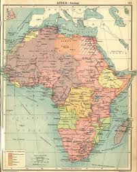 Southern Africa Map Appendix F Maps Of Rhodesia And Southern Africa