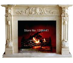 fireplace mantels kits home depot kitchener simply white marble