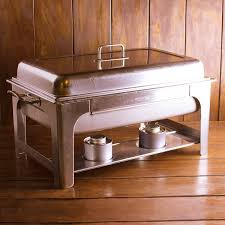 chafing dish rental chafing dish 8 qt rental peerless events and tents