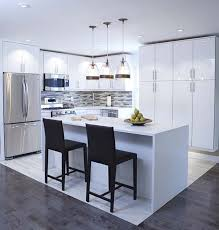 contemporary white kitchen ideas 2016 for architectural lines on decor