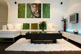 Delighful Modern Simple Living Rooms  Apartment Decorating - Simple modern living room design