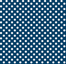 Polka Dot Wallpaper Polka Dots 2 Navy Blue Wallpaper Misstiina Spoonflower