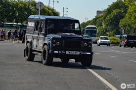 land rover defender 2017 land rover defender 110 csw twisted 14 july 2017 autogespot