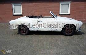 volkswagen convertible white classic 1968 volkswagen karmann ghia cabriolet roadster for sale