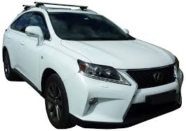 lexus rx 350 deals aluminium roof rack cross bars for lexus rx350 only online deals