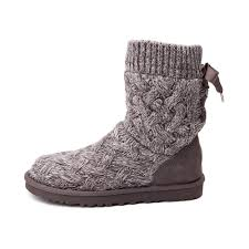 ugg isla sale fashionable ugg isla knit boot charcoal womens shoes sale