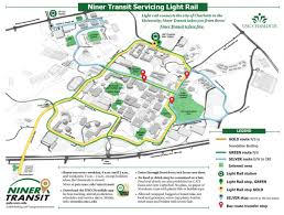 light rail holiday schedule light rail parking and transportation services unc charlotte