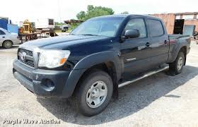 Toyota Tacoma Double Cab Roof Rack by 2011 Toyota Tacoma Double Cab Pickup Truck Item Db1027 S