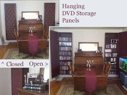 Dvd Shelf Wood Plans by 55 Best Dvd Cabinet And Storage Images On Pinterest Cabinet