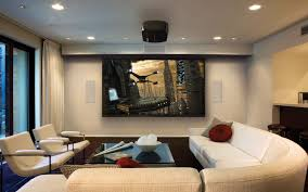 small home theater room ideas brown wood book shelves for stylish small home theater room ideas brown wood book shelves for stylish ceiling lighting decor ideas glass wooden table white leather sofa furniture