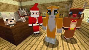 minecraft xbox christmas rescue 261 youtube