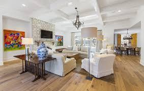 architecture inspiring kitchen with engineered wood flooring