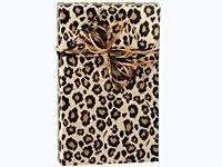 leopard print tissue paper animal print leopard gift wrap wrapping paper health