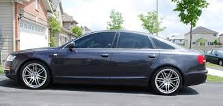 2008 audi a6 rims moving up to 19 inch rims from 18 with stock sport suspension