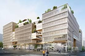 le bureau noisy le grand 30 500 m de bureaux à noisy le grand vivien gimenez architecture