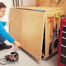 Diy Garage Workbench Plans Pratt Family by 11 Ways To Use And Store Bungee Cords