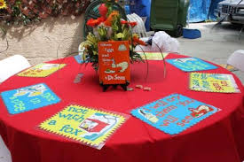 Dr Seuss Decorations Have A Dr Seuss Birthday Party Here U0027s 20 Dr Seuss Party Ideas To