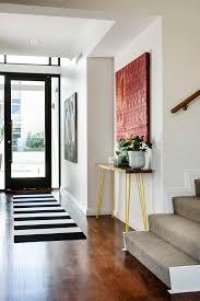 entryway rug ideas entry contemporary with dark wood floor glass