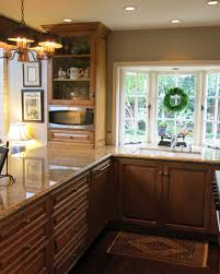 Pinterest Galley Kitchen Galley Kitchen Layout U2013 Love The Window Bump Out Makes The Space
